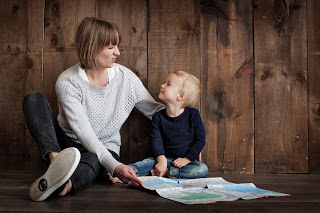 6+1 τρόποι να μιλήσεις στο παιδί σου