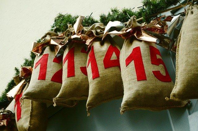 Χριστουγεννιάτικες δραστηριότητες για το advent calendar