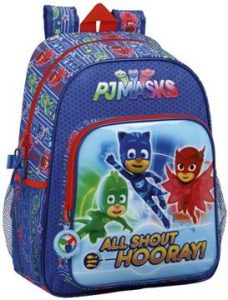 Σχολική τσάντα pjmasks