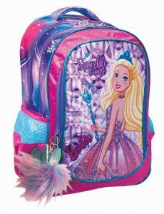 Σχολική τσάντα barbie