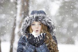 περιποίηση επιδερμίδας τον χειμώνα