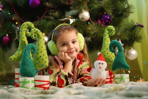 χριστουγεννιάτικες κατασκευές με τα παιδιά