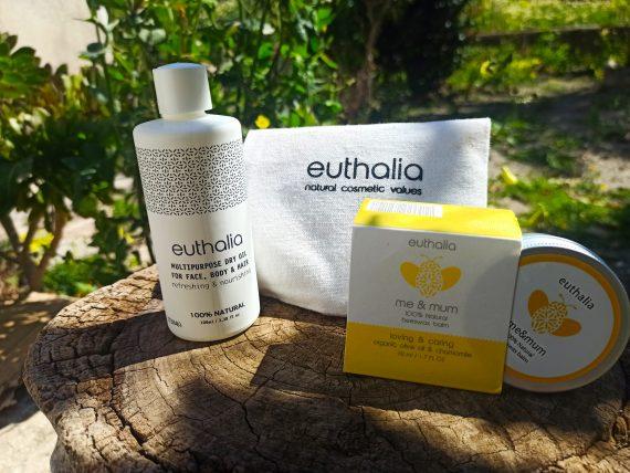 προϊόντα περιποίησης euthalia