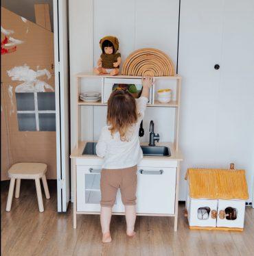 μοντεσσόρι παιδικό δωμάτιο