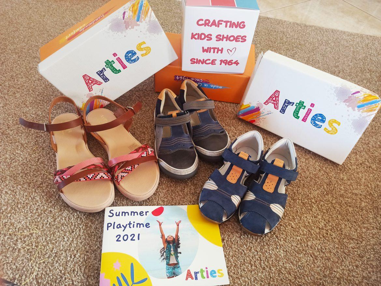 Παιδικά παπούτσια Arties