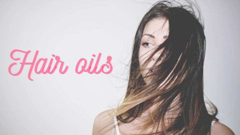 λάδια για μαλλιά
